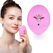 Load image into Gallery viewer, Skin Face Care Mini Electric Facial Cleaning