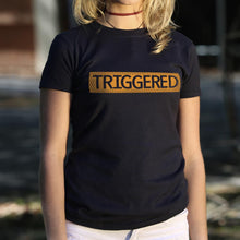 Load image into Gallery viewer, Triggered T-Shirt (Ladies)