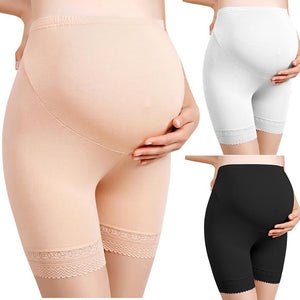 Womens Maternity Shapewear Soft Mid-Thigh