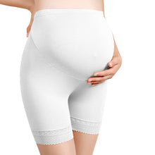 Load image into Gallery viewer, Womens Maternity Shapewear Soft Mid-Thigh