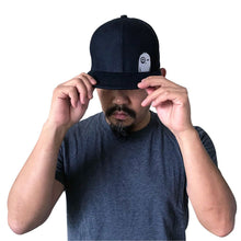 Load image into Gallery viewer, Denim Snapback hat - adult
