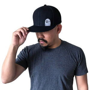 Denim Snapback hat - adult