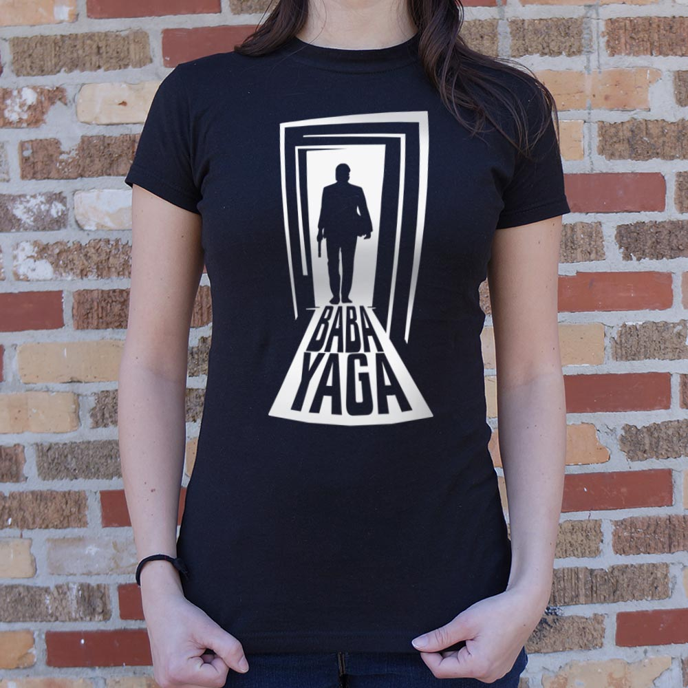 Baba Yaga T-Shirt (Ladies)