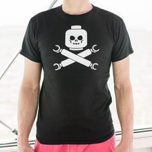 Load image into Gallery viewer, Plastic Block Pirates T-Shirt (Mens)