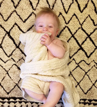Load image into Gallery viewer, Cozy Alpaca Baby Blanket