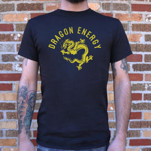 Load image into Gallery viewer, Dragon Energy T-Shirt (Mens)