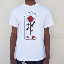 Load image into Gallery viewer, Enchanted Rose T-Shirt (Mens)