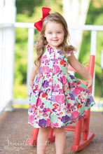Load image into Gallery viewer, Little Red Riding Hood Glen Park Dress - Red