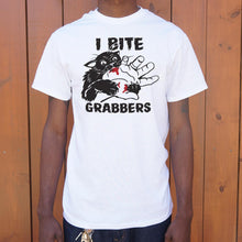 Load image into Gallery viewer, I Bite Pussy Grabbers T-Shirt (Mens)