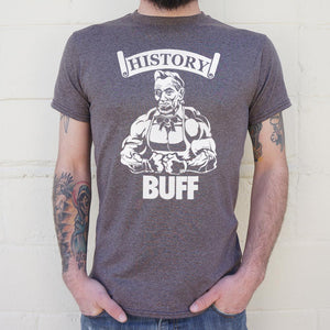 History Buff Lincoln T-Shirt (Mens)