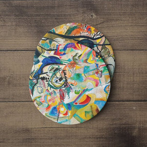 Kandinsky Set Of Coasters Drink Coasters Party