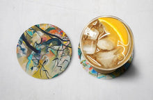Load image into Gallery viewer, Kandinsky Set Of Coasters Drink Coasters Party