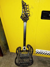Load image into Gallery viewer, Scrap Metal Electric Style Guitar