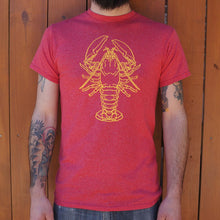 Load image into Gallery viewer, Lobster T-Shirt (Mens)