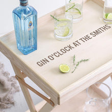 Load image into Gallery viewer, LSA Personalised Gin Grand Serving Set