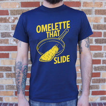 Load image into Gallery viewer, Omelette That Slide T-Shirt (Mens)