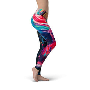 Beverly Paint Stroke Legging