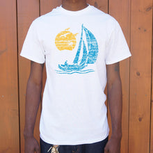 Load image into Gallery viewer, Sailing T-Shirt (Mens)