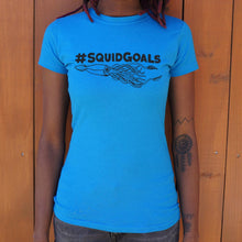 Load image into Gallery viewer, Squid Goals T-Shirt (Ladies)