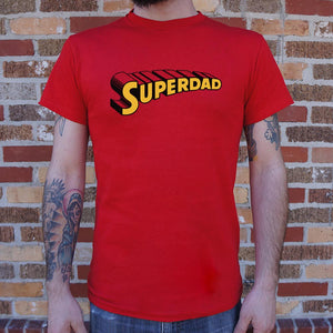 Superdad T-Shirt (Mens)
