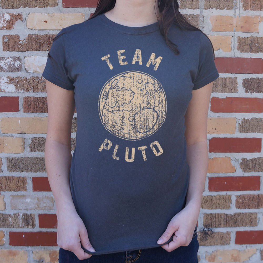 Team Pluto T-Shirt (Ladies)