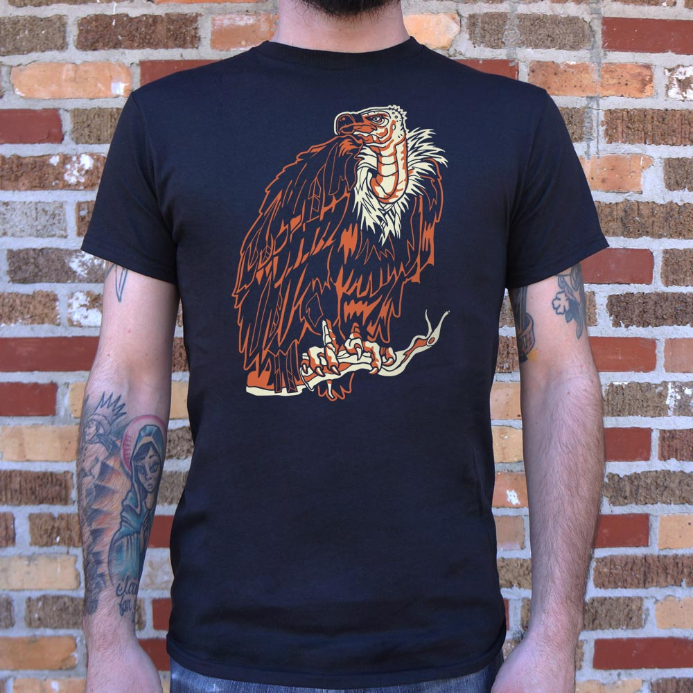 Vulture T-Shirt (Mens)