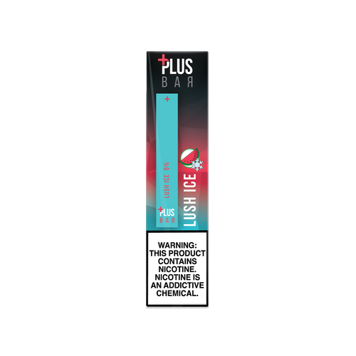 Plus Bar - LUSH ICE Disposable Device