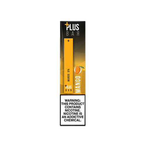 Plus Bar - MANGO Disposable Device