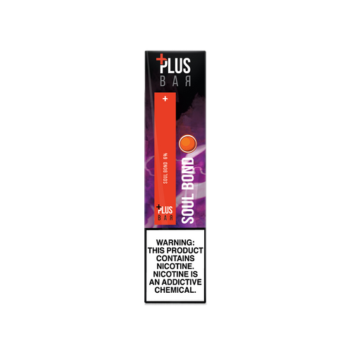 Plus Bar - SOUL BOND Disposable Device