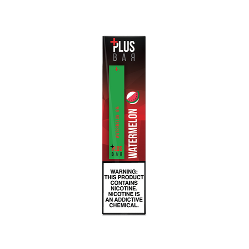Plus Bar - WATERMELON Disposable Device