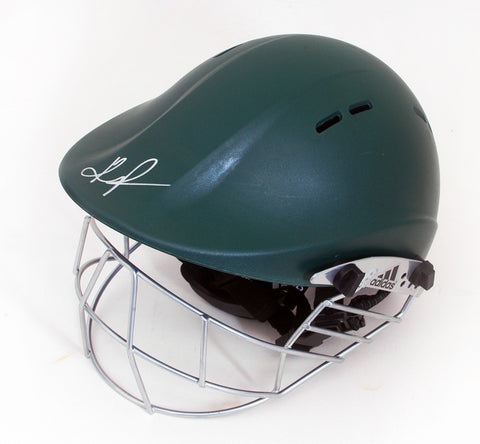 Kevin Pietersen MBE HAND SIGNED Cricket Helmet England Ashes Winner AFTAL photo proof COA