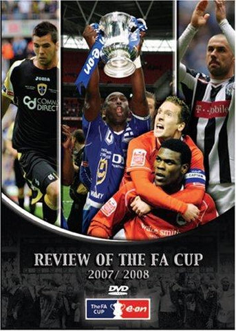Review of the FA Cup 2007/ 2008 [DVD] [DVD] [2008]