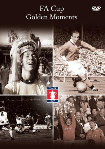 Fa Cup Golden Moments [DVD] [2003]