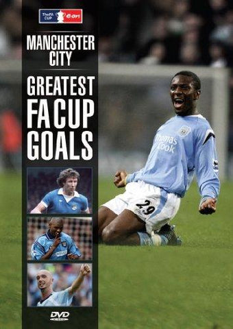 Manchester City GREATEST FA CUP GOALS [DVD] [DVD] [2007]