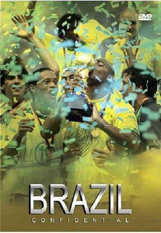Brazil Confidential - Behind the Scenes with the Brazillian Football Team [DVD] [DVD] [1993]
