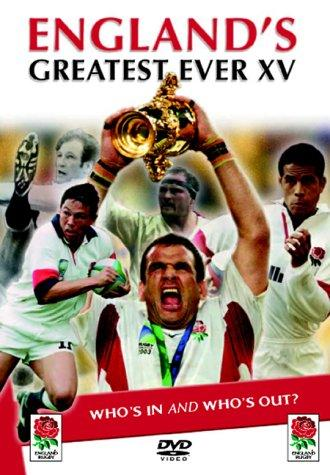 Greatest Ever English Fifteen [DVD] [DVD] [2003]