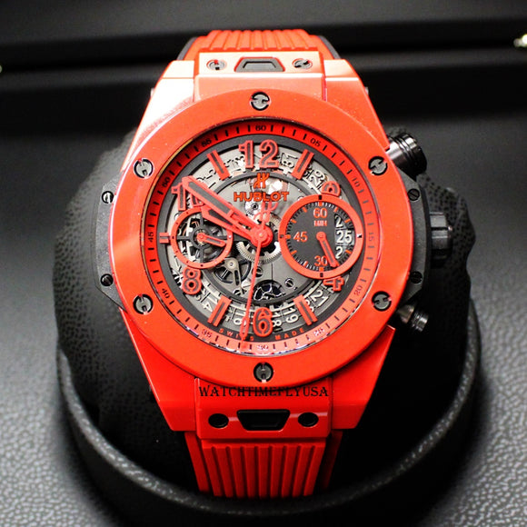 Hublot Big Bang UNICO 45mm 411.CF.8513.RX Red Magic