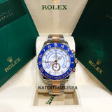 Rolex 116681 Yacht-Master II 44mm Two Tone Rose
