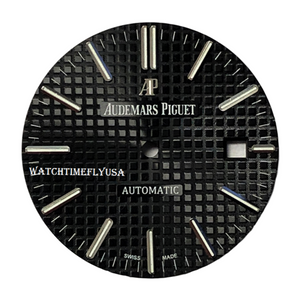 Audemars Piguet Royal Oak Selfwinding 41mm 15400ST.OO.1220ST.01 BLACK DIAL