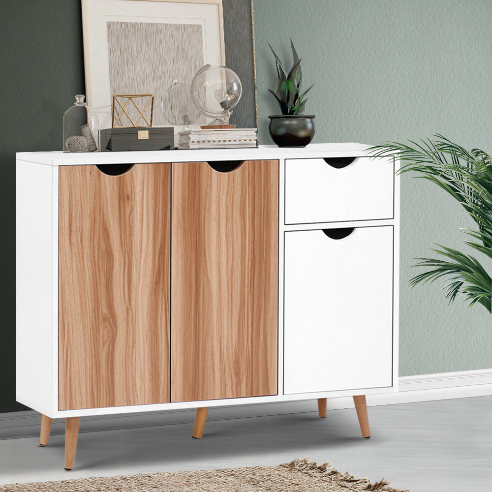 Artiss Buffet Sideboard Cabinet Storage Hallway Table Kitchen Cupboard Drawer