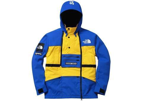 64427b42ac SUPREME THE NORTH FACE STEEP TECH HOODED JACKET – Shop Hype