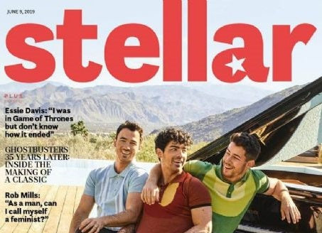 We're in Stellar Magazine Australia !!! 9 June 2019