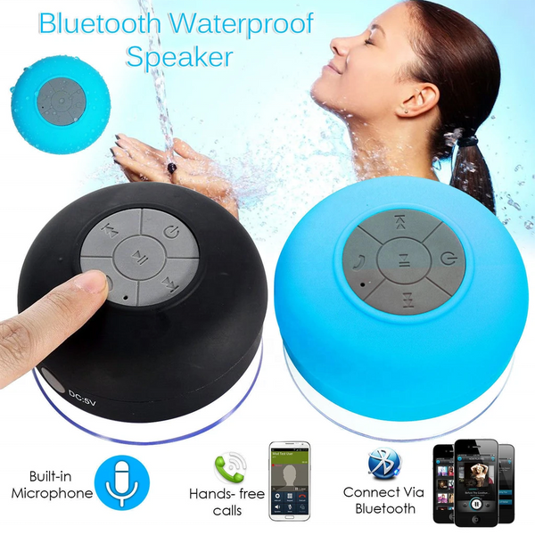 READY TO SHIP * Wireless Waterproof Speakers // Home, Car, Shower