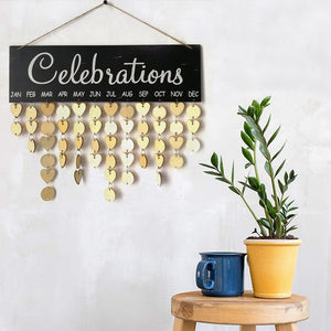 READY TO SHIP * Wood Celebration Boards