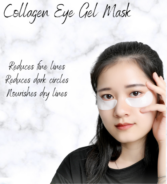 READY TO SHIP * Collagen Eye Gel Packs