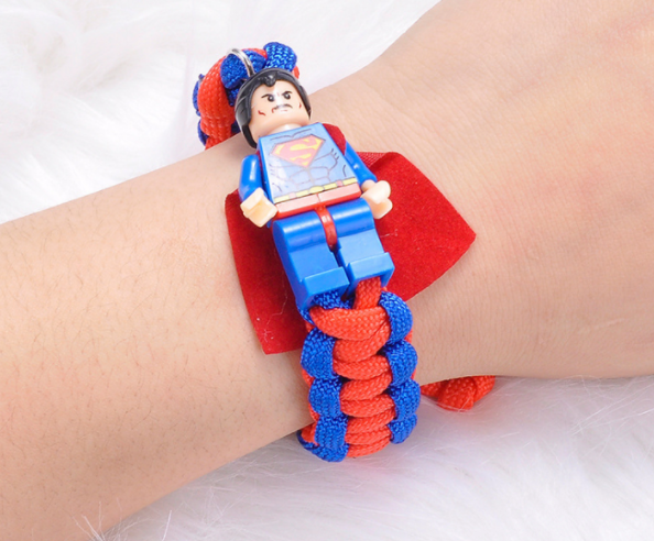 READY TO SHIP * LEGO Bracelets