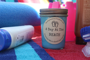Day at the Beach 8 oz Candle