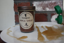 Vermont Maple Syrup 8 oz. Soy Candle