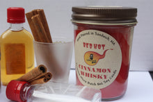 Cinnamon Whiskey Scented 8 oz. Soy Candle