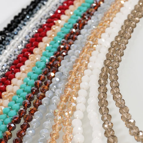 "60"" Bead Necklaces"